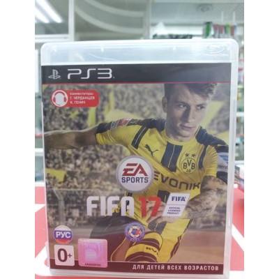 FIFA 17 (PS3, БУ)